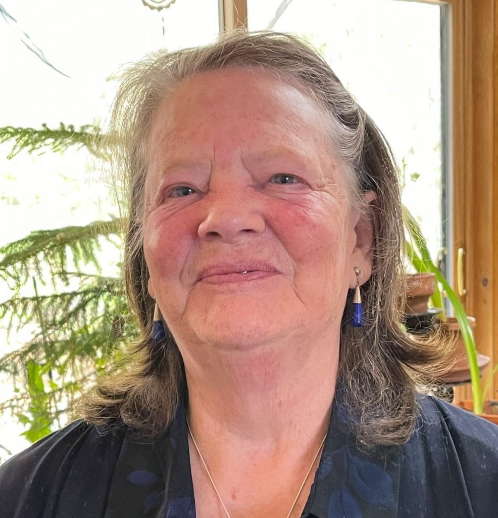 A picture of a woman named, Sharon Tracy